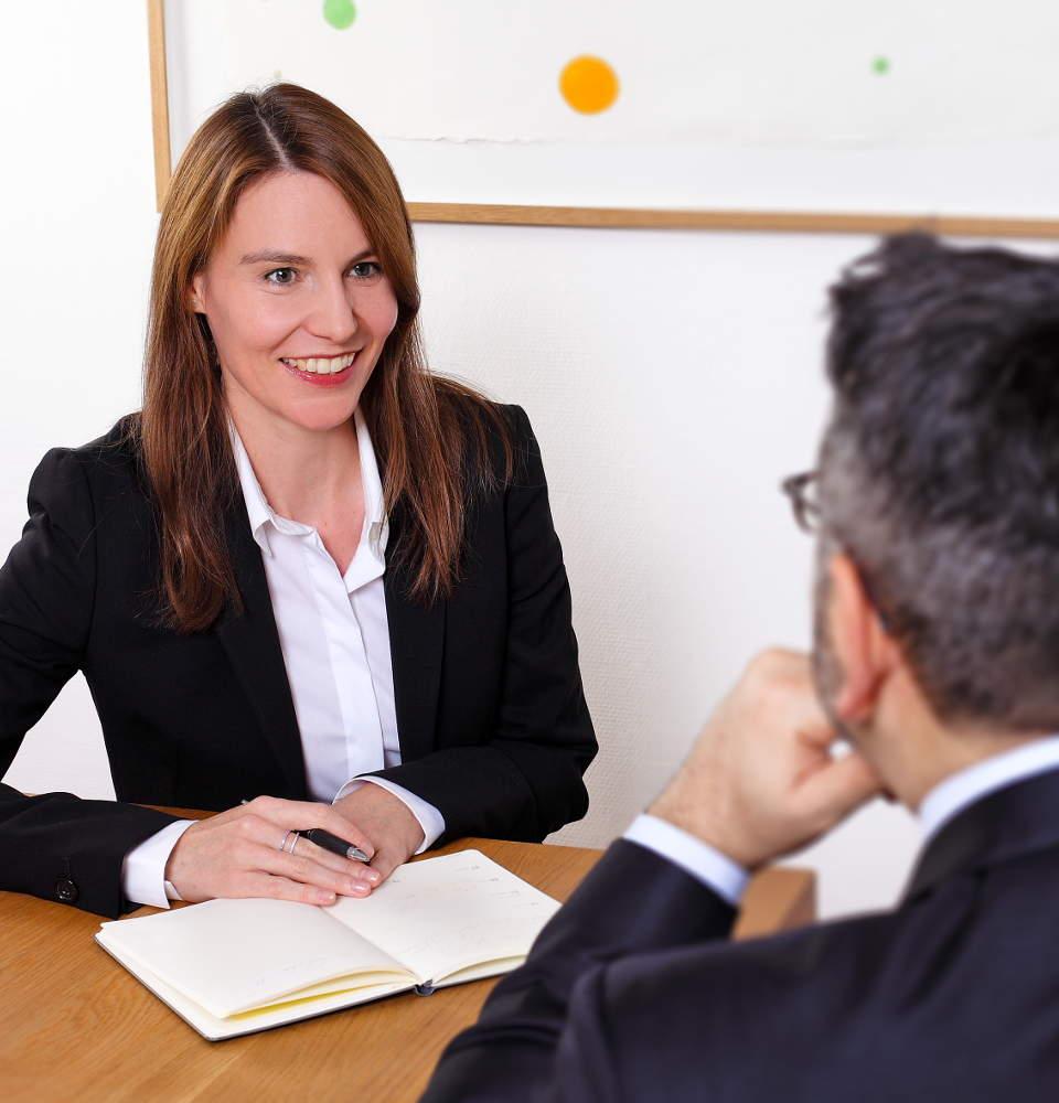 Coaching für Rechtsanwälte/Rechtsanwältinnen